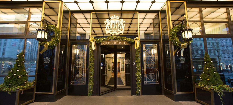 Hotel Bristol Wien 21