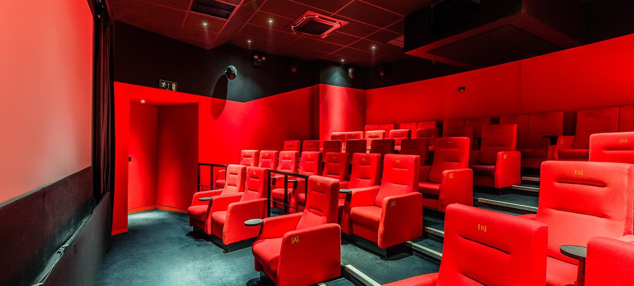 Boutique Cinema Screens with Private Room  2