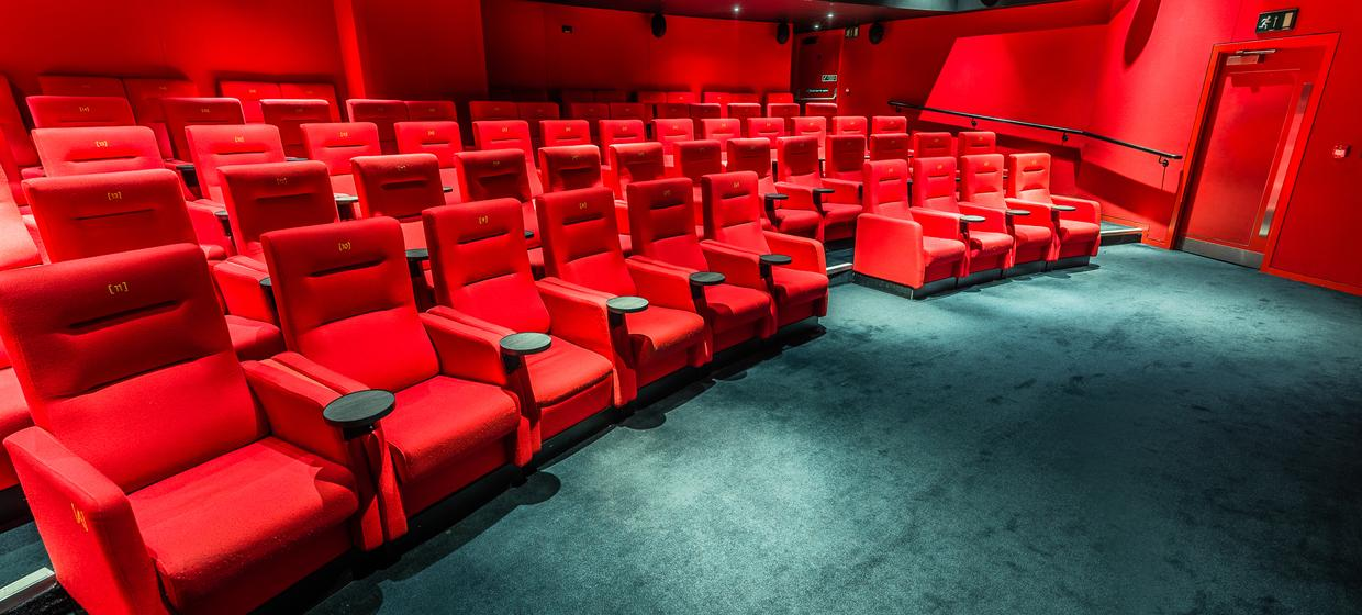 Boutique Cinema Screens with Private Room  5