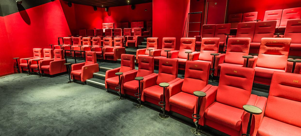 Boutique Cinema Screens with Private Room  6
