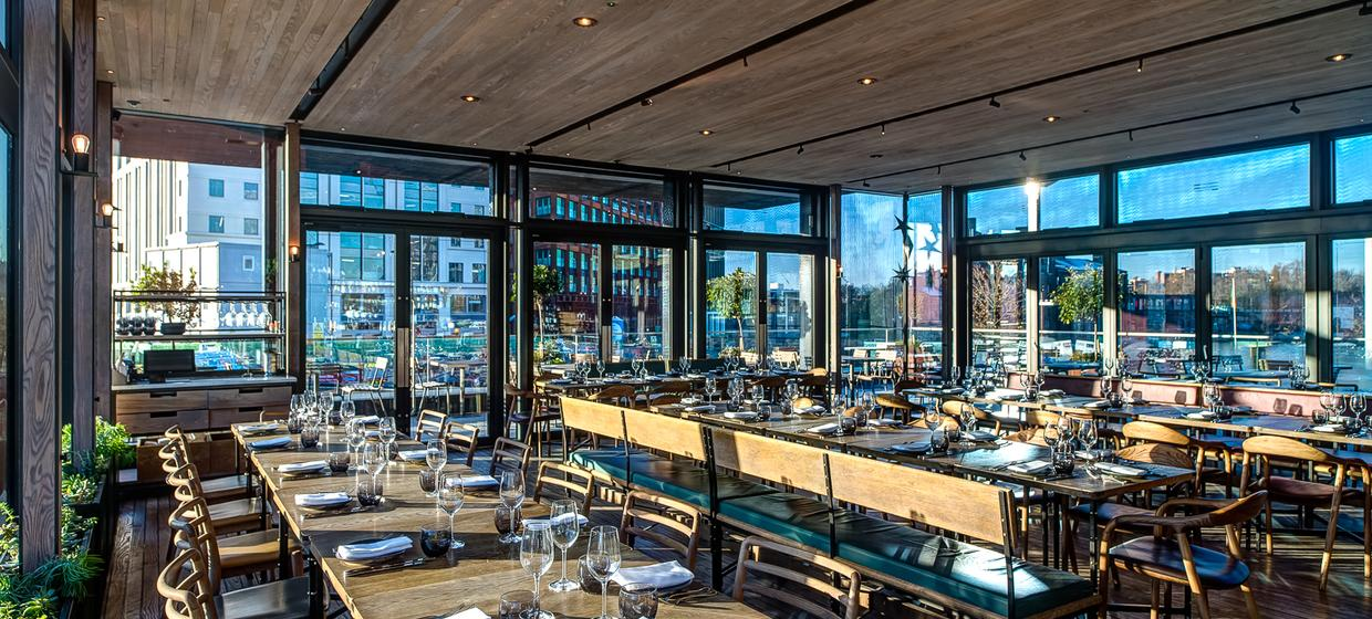 Event Space with Panoramic Waterside Views  1