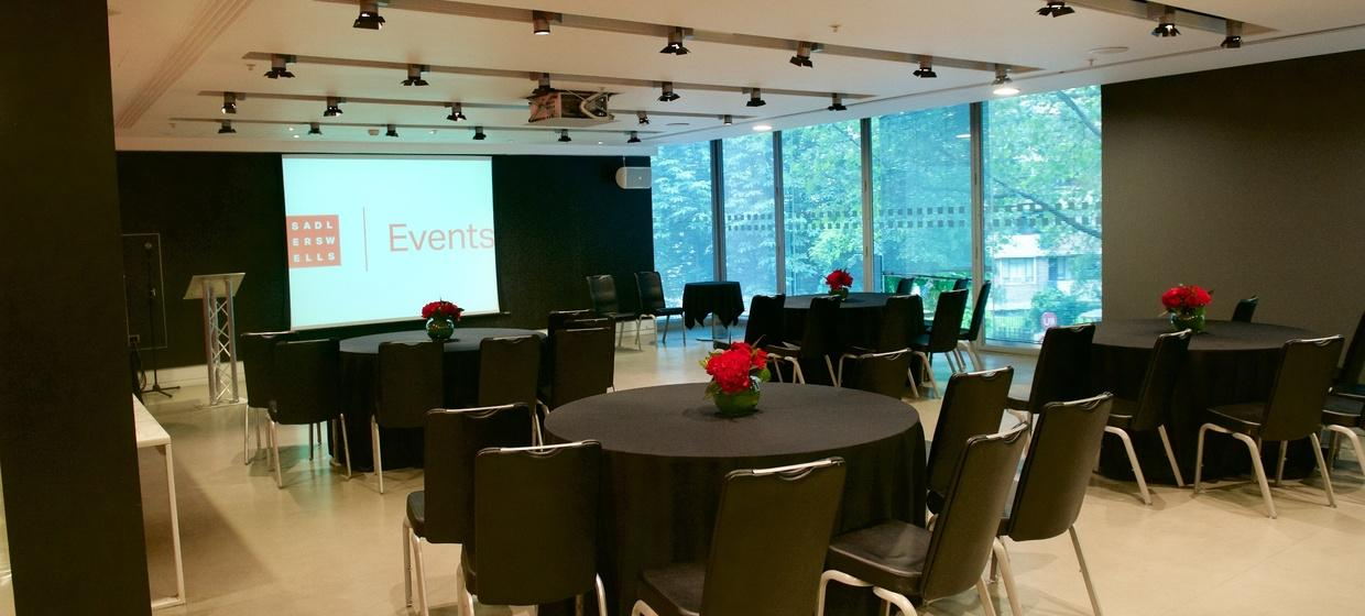 World-Renowned Event Space 7