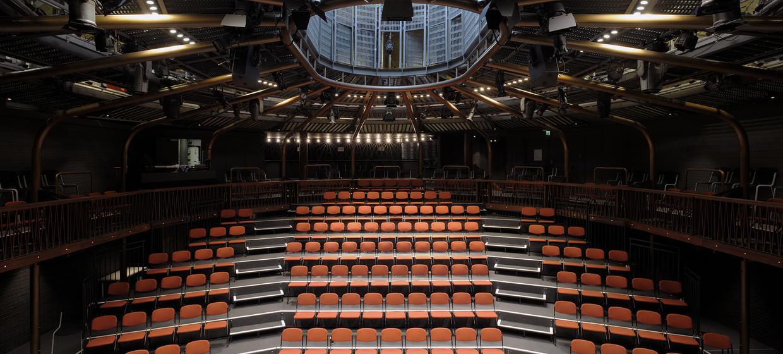 Unique Theatre Space with Garden 1