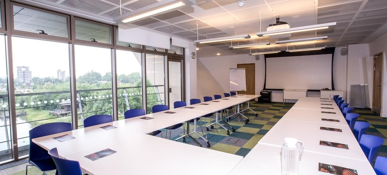 Versatile Venue with Meeting Room  2
