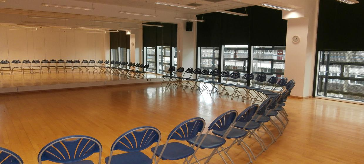 Fully-Accessible Community Venue  4