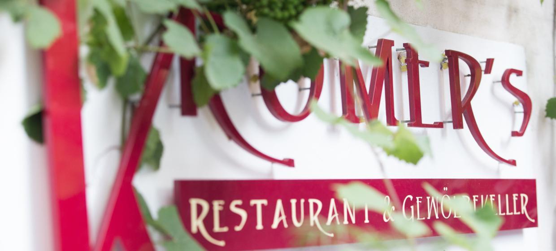 Kromer's Restaurant & Gewölbekeller 15