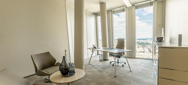 Collection Business Center Frankfurt Nextower 4