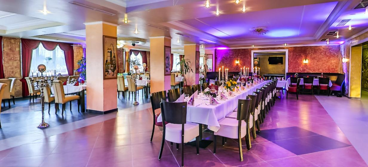 The Agas Hotel & Restaurant Saal 1