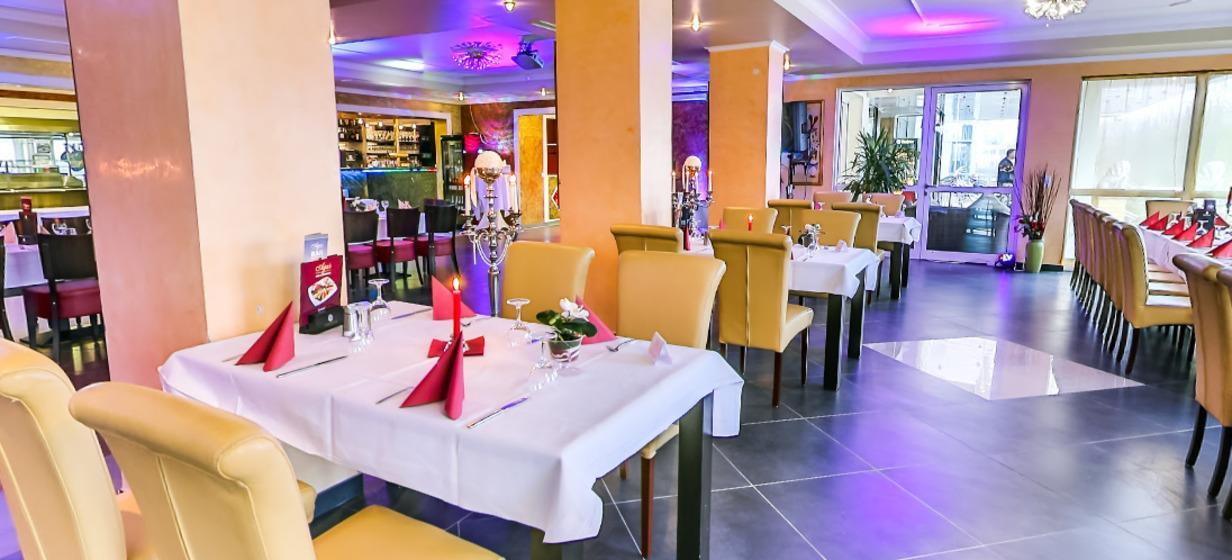 The Agas Hotel & Restaurant Saal 2