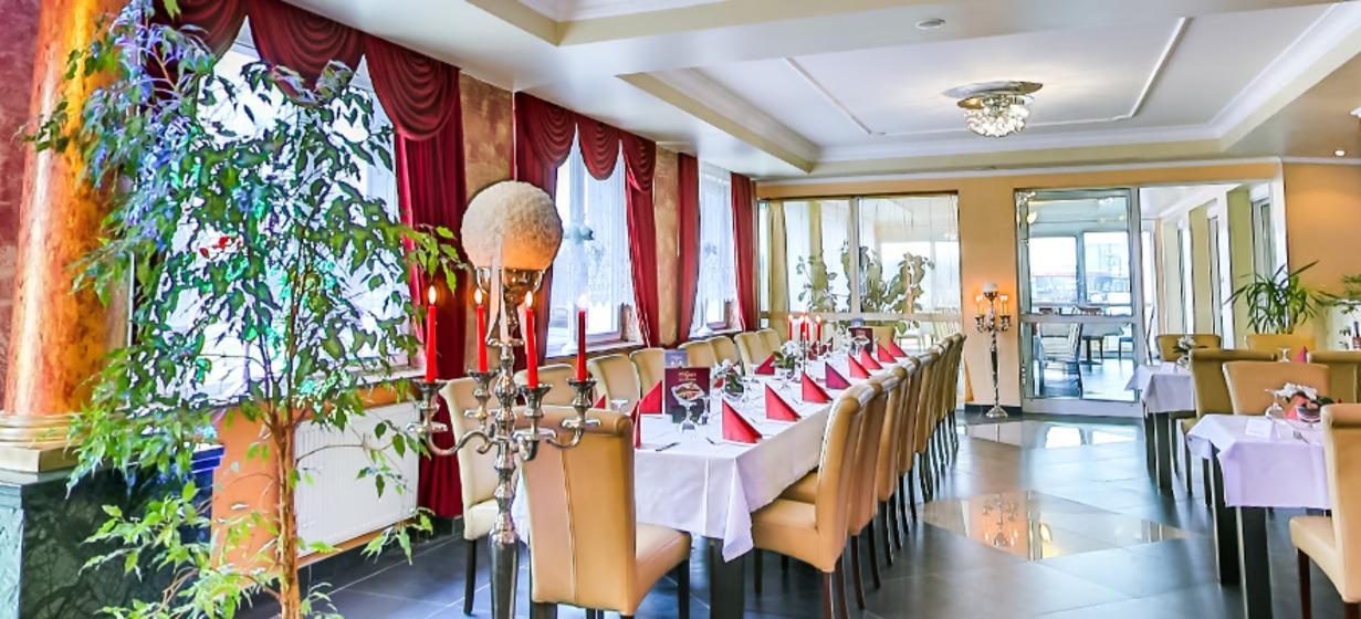 The Agas Hotel & Restaurant Saal 3
