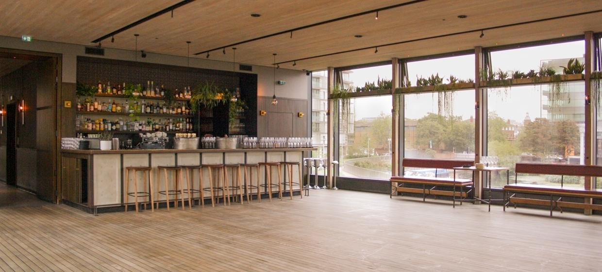 Event Space with Panoramic Waterside Views  2