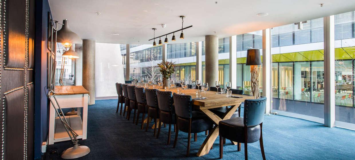 Elegant Event Spaces with Panoramic Riverside Views 2