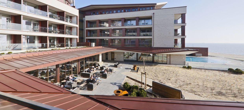 Upstalsboom Wellness Resort Südstrand Föhr 14