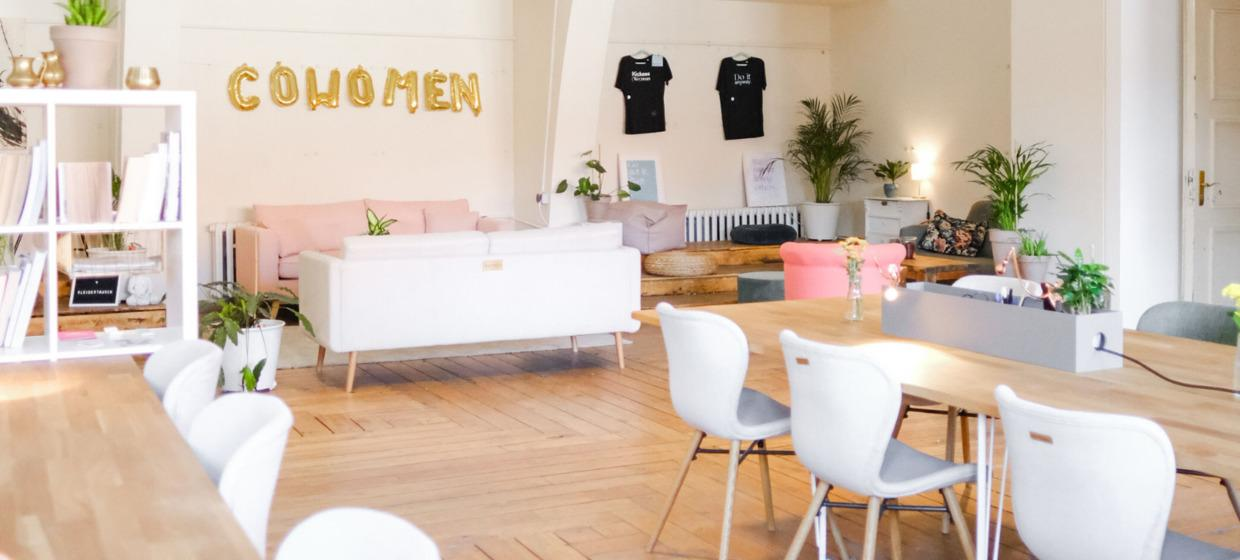Coworking for Women 8