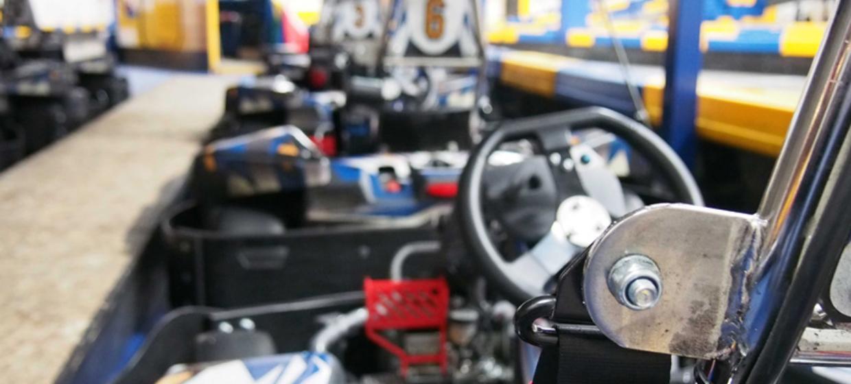 E-Kart Center Mainfranken Motodrom 6