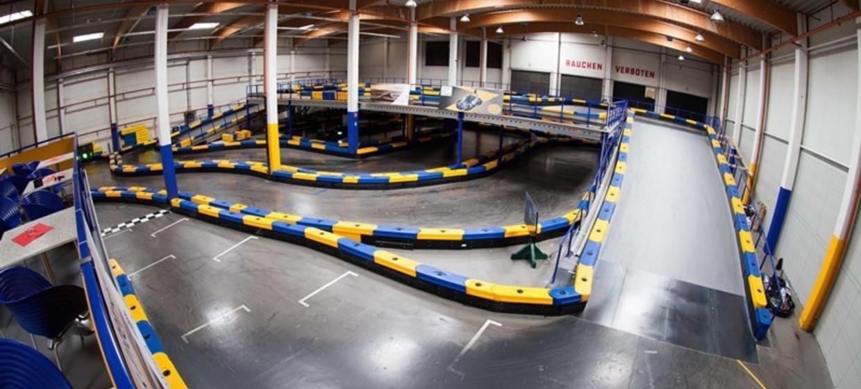 E-Kart Center Mainfranken Motodrom 2