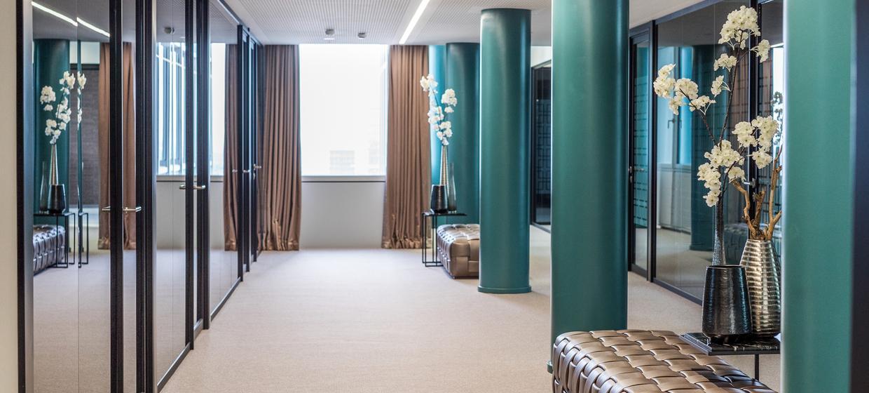 Collection Business Center Düsseldorf Dreischeibenhaus 5