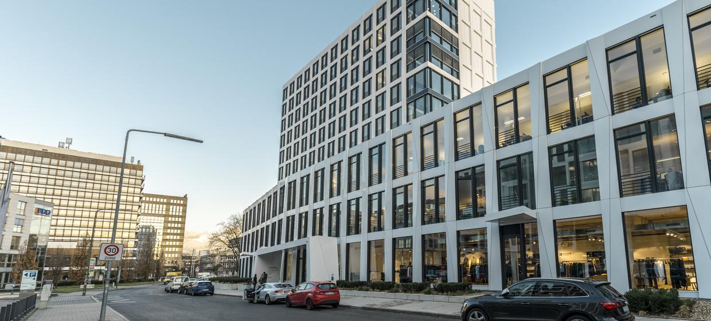 Collection Business Center Düsseldorf Kaiserswerther Strasse - Three George 4