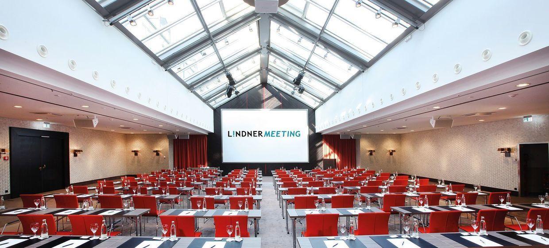 Lindner Congress Hotel Frankfurt 1