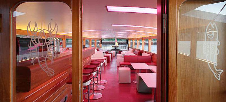 Lounge Schiff Stralau 10