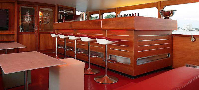 Lounge Schiff Stralau 11