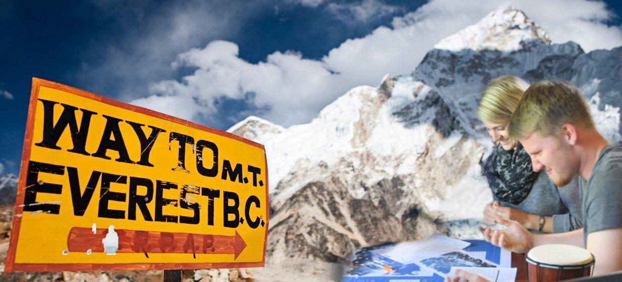 Abenteuer Everest 1