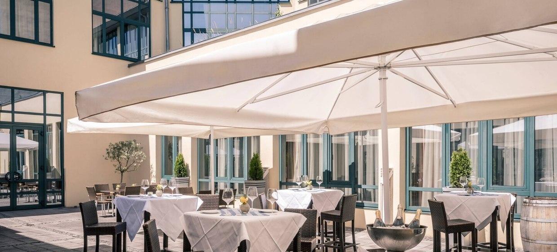 München Airport Marriott Hotel 17