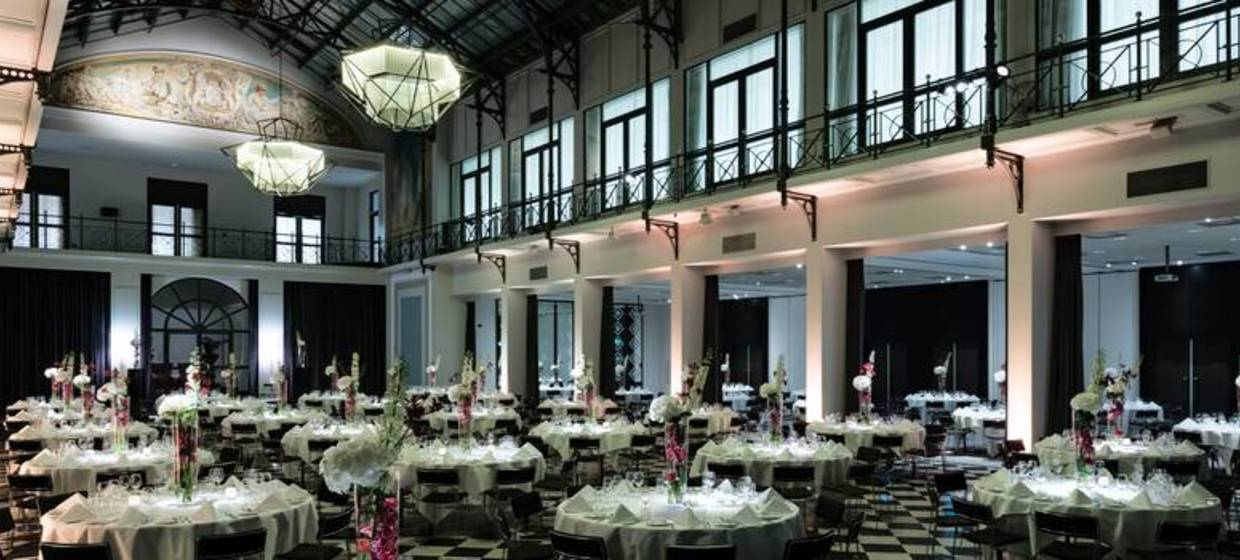 The NH Collection Amsterdam Grand Hotel Krasnapolsky 2