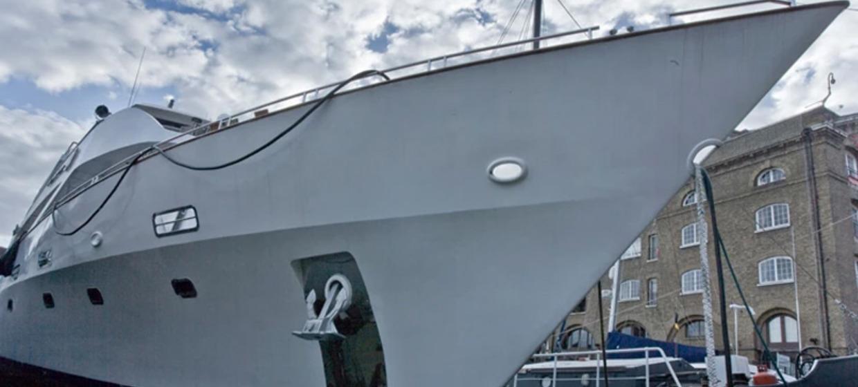 Unique Luxury Yacht  2