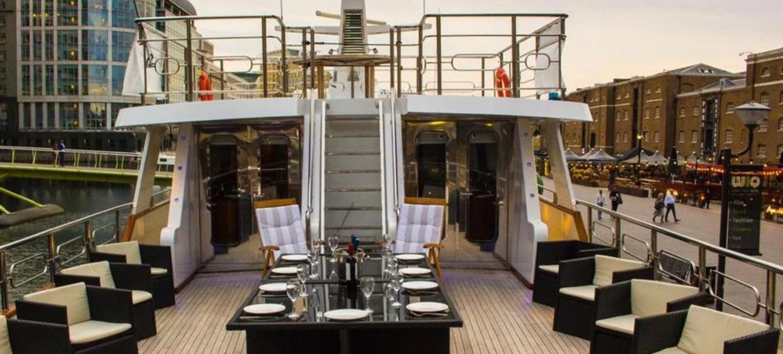 Unique Luxury Yacht  1