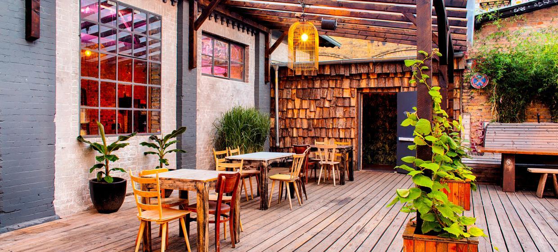 Treehouse Berlin 13