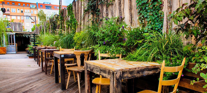 Treehouse Berlin 15