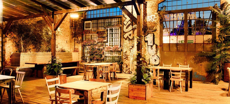 Treehouse Berlin 16