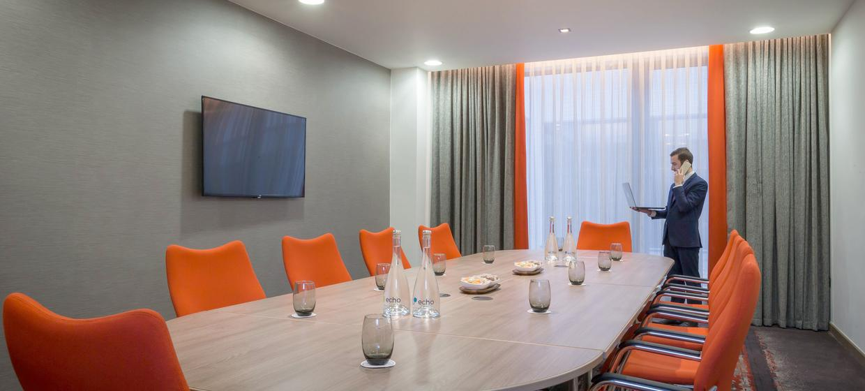 Flexible and Contemporary Meeting & Event Spaces  1