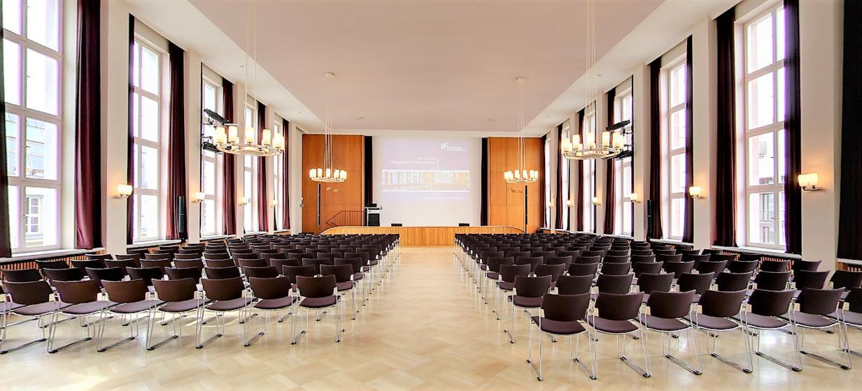 Auditorium Friedrichstrasse 1