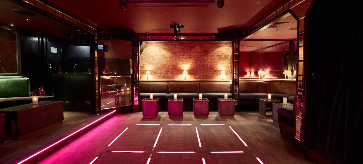 Discrete and Decadent Venue with a Rock n Roll History  6