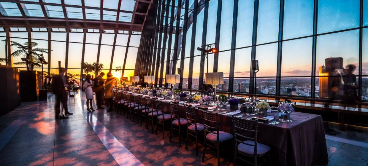 Extraordinary Rooftop Venue with Panoramic Views of London  2