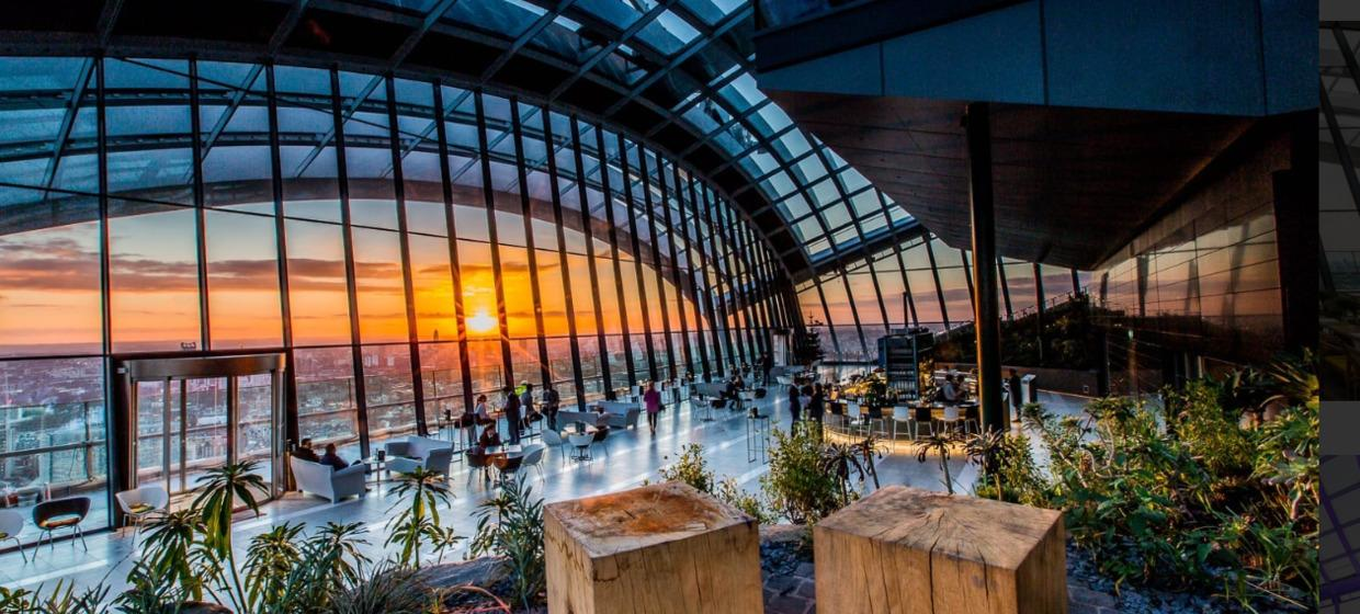 Extraordinary Rooftop Venue with Panoramic Views of London  3