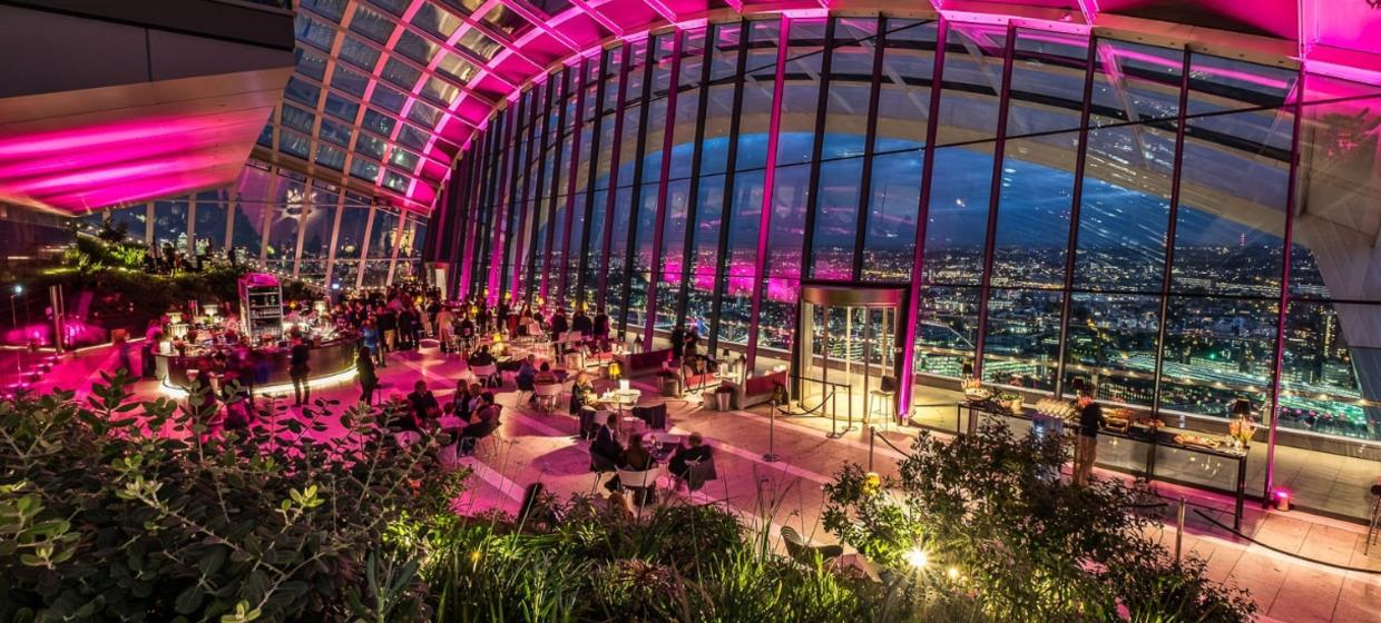 Extraordinary Rooftop Venue with Panoramic Views of London  1