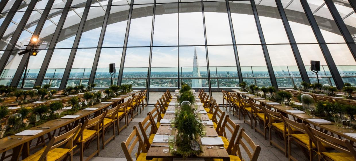 Extraordinary Rooftop Venue with Panoramic Views of London  6
