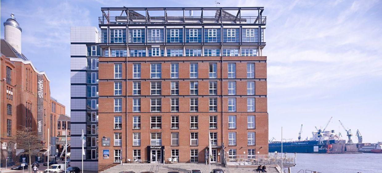GINN Hotel Hamburg Elbspeicher 16