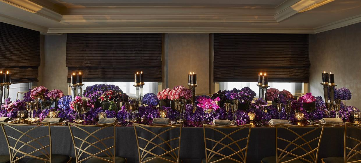 A Selection of Event Spaces in a Five Star Belgravia Hotel  3