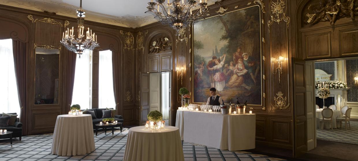 A Five Star Hotel with an Elegant Selection of Event Spaces  9