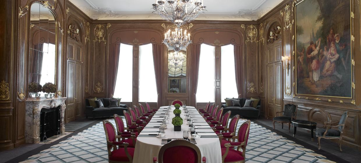 A Five Star Hotel with an Elegant Selection of Event Spaces  12