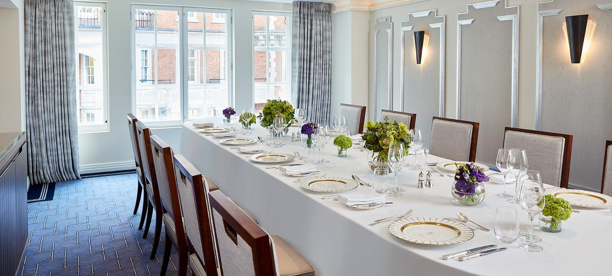 A Five Star Hotel with an Elegant Selection of Event Spaces  13