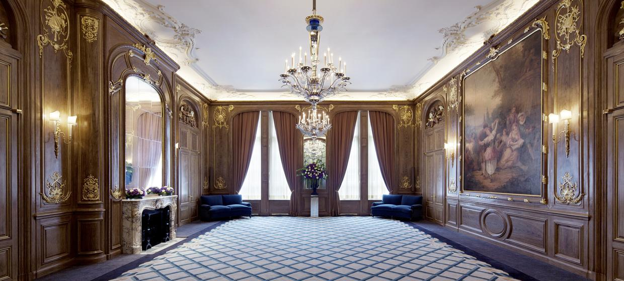 A Five Star Hotel with an Elegant Selection of Event Spaces  1