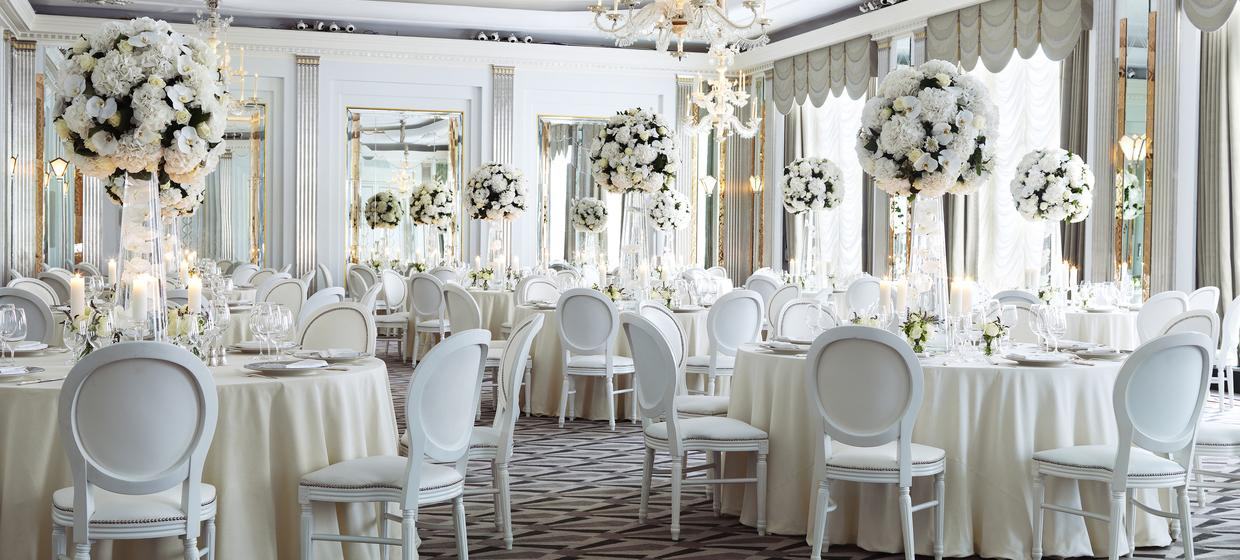 A Five Star Hotel with an Elegant Selection of Event Spaces  16