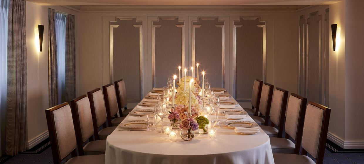 A Five Star Hotel with an Elegant Selection of Event Spaces  22