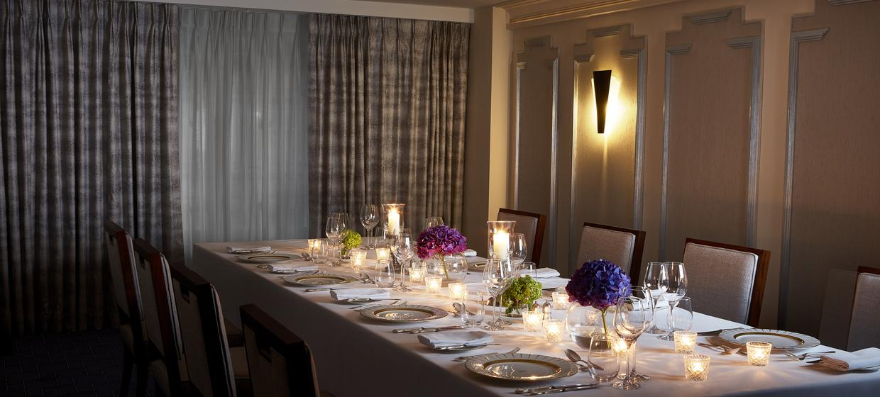 A Five Star Hotel with an Elegant Selection of Event Spaces  23