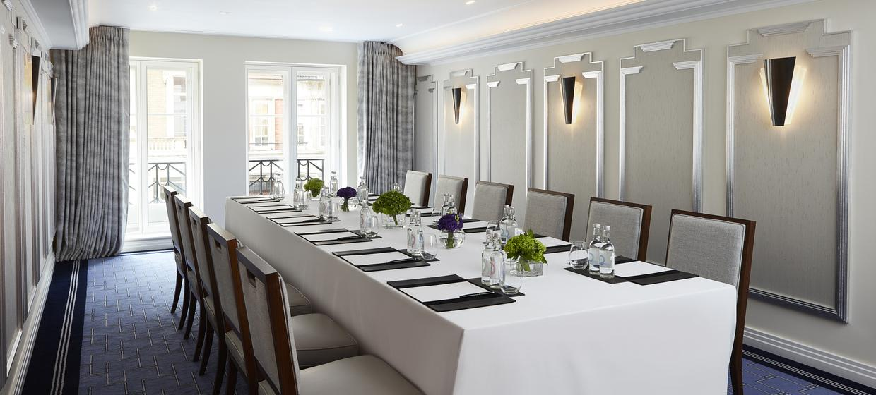 A Five Star Hotel with an Elegant Selection of Event Spaces  25